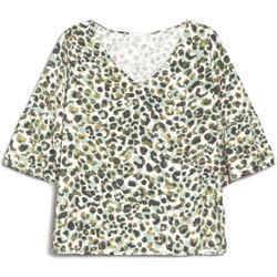 Odjeća Žene  Majice kratkih rukava NeroGiardini E062770D Zelena