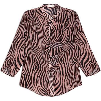 Odjeća Žene  Košulje i bluze NeroGiardini E063181D Crno