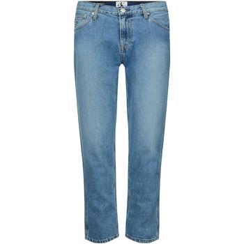 Odjeća Žene  Slim traperice Calvin Klein Jeans J20J212767 Plava