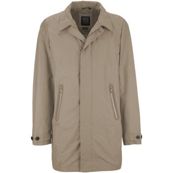 Odjeća Muškarci  Kaputi Geox M7221Q T2270 Bež