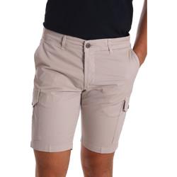 Odjeća Muškarci  Bermude i kratke hlače Sei3sei PZV130 7148 Bež