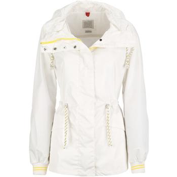 Odjeća Žene  Jakne Geox W7221R T2325 Bijela