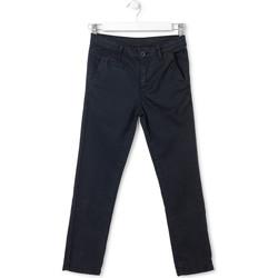 Odjeća Djeca Hlače s pet džepova Losan 713 9654AA Plava