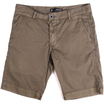 Odjeća Muškarci  Bermude i kratke hlače Key Up 2P17A 0001 Smeđa
