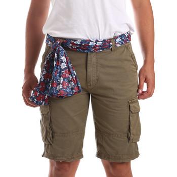 Odjeća Muškarci  Kupaći kostimi / Kupaće gaće Gaudi 911BU25034 Zelena