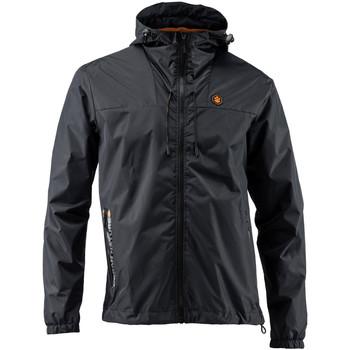 Odjeća Muškarci  Gornji dijelovi trenirke Lumberjack CM79723 001 407 Crno