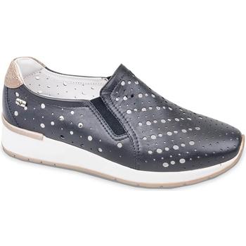 Obuća Žene  Slip-on cipele Valleverde V66384 Plava