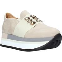 Obuća Žene  Slip-on cipele Grace Shoes 331004 Bež