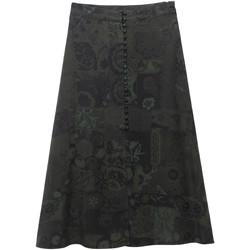 Odjeća Žene  Suknje Desigual 19WWFW16 Zelena