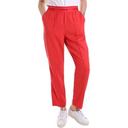 Odjeća Žene  Donji dio trenirke Calvin Klein Jeans K20K201765 Crvena