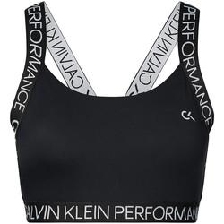Odjeća Žene  Sportski grudnjaci Calvin Klein Jeans 00GWH9K169 Crno