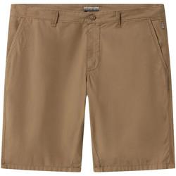 Odjeća Muškarci  Bermude i kratke hlače Napapijri NP0A4E1L Smeđa