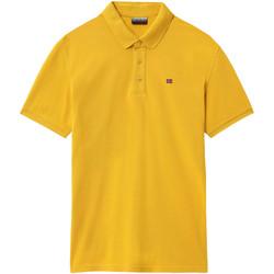 Odjeća Muškarci  Polo majice kratkih rukava Napapijri NP0A4E2M Žuta boja