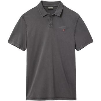 Odjeća Muškarci  Polo majice kratkih rukava Napapijri NP0A4E2L Siva