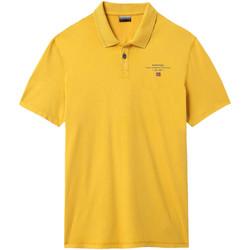 Odjeća Muškarci  Polo majice kratkih rukava Napapijri NP0A4E2L Žuta boja