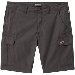 Odjeća Muškarci  Bermude i kratke hlače Napapijri NP0A4E1K Siva