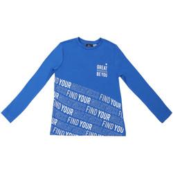 Odjeća Djeca Majice dugih rukava Chicco 09006867000000 Plava