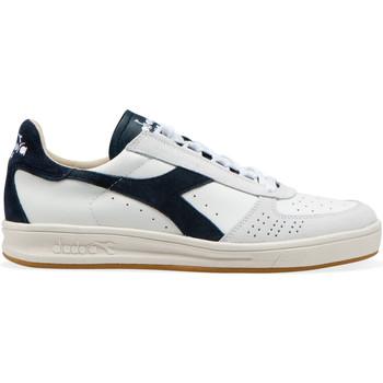 Obuća Muškarci  Niske tenisice Diadora 201.172.545 Bijela