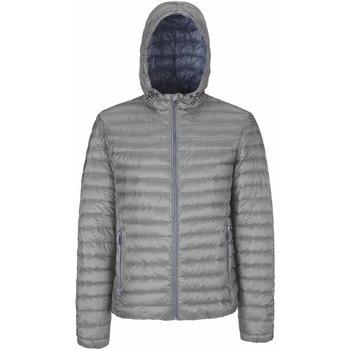 Odjeća Muškarci  Pernate jakne Geox M8225B T2449 Siva