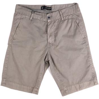 Odjeća Muškarci  Bermude i kratke hlače Key Up 2P17A 0001 Siva