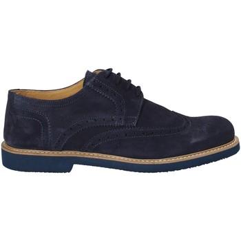 Obuća Muškarci  Derby cipele Exton 9190 Plava