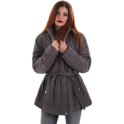Odjeća Žene  Parke Geox W8420E T2506 Siva