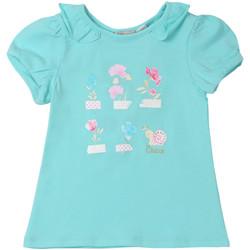 Odjeća Djeca Majice kratkih rukava Chicco 09006969000000 Plava