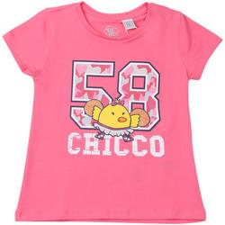 Odjeća Djeca Majice kratkih rukava Chicco 09006955000000 Ružičasta