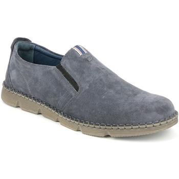 Obuća Muškarci  Slip-on cipele Grunland SC4526 Plava