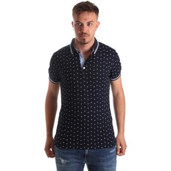 Odjeća Muškarci  Polo majice kratkih rukava Navigare NV82099 Plava
