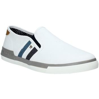 Obuća Muškarci  Slip-on cipele Wrangler WM91102A Bijela