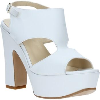 Obuća Žene  Sandale i polusandale Grace Shoes TQ 102 Bijela