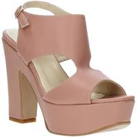 Obuća Žene  Sandale i polusandale Grace Shoes TQ 102 Ružičasta