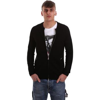 Odjeća Muškarci  Veste i kardigani Gaudi 921BU53015 Crno