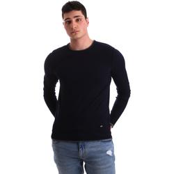 Odjeća Muškarci  Puloveri Gaudi 921BU53036 Plava