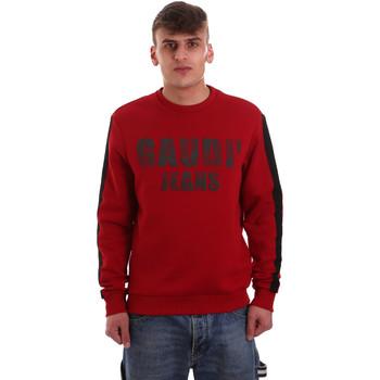 Odjeća Muškarci  Sportske majice Gaudi 921BU64051 Crvena