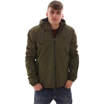 Odjeća Muškarci  Kratke jakne Invicta 4431570/U Zelena