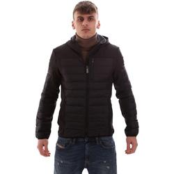 Odjeća Muškarci  Pernate jakne Lumberjack CM69422 001 601 Crno