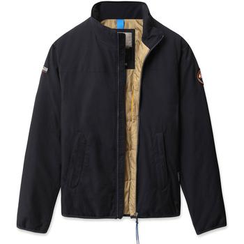 Odjeća Muškarci  Kratke jakne Napapijri NP000ITI1761 Plava