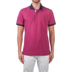 Odjeća Muškarci  Polo majice kratkih rukava Navigare NV82124 Ljubičasta
