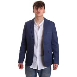 Odjeća Muškarci  Jakne i sakoi Gaudi 011BU35025 Plava