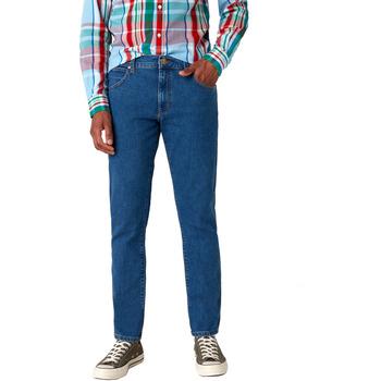 Odjeća Muškarci  Slim traperice Wrangler W18SHR36B Plava