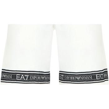 Odjeća Muškarci  Kupaći kostimi / Kupaće gaće Emporio Armani EA7 3HPS56 PJ05Z Bijela