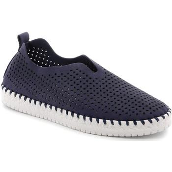 Obuća Žene  Slip-on cipele Grunland SC4910 Plava