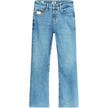 Odjeća Žene  Bootcut traperice Tommy Jeans DW0DW08134 Plava
