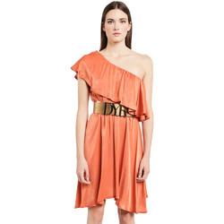 Odjeća Žene  Kratke haljine Denny Rose 011ND15020 Naranča