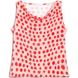 Odjeća Žene  Topovi i bluze NeroGiardini E062810D Ružičasta