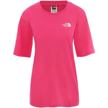 Odjeća Žene  Kratke haljine The North Face NF0A4CESWUG1 Ružičasta