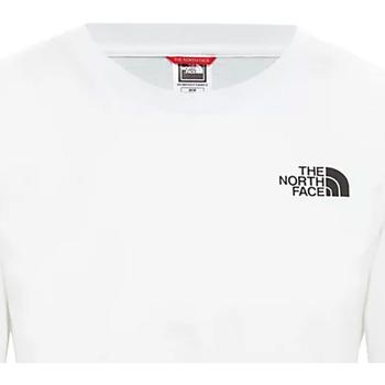 Odjeća Žene  Majice kratkih rukava The North Face NF0A4CESFN41 Bijela