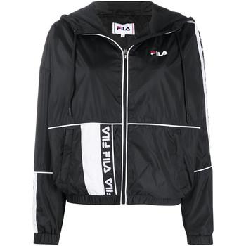 Odjeća Žene  Gornji dijelovi trenirke Fila 687692 Crno